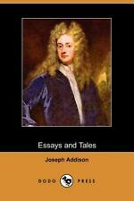 Essays and Tales by Joseph Addison (2006, Paperback)
