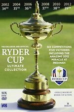 Ryder Cup Official Ultimate Collection 2002-2012 DVD (2012)  New