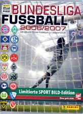 Panini Sammelalbum Bundesliga 2006-07 Komplett 20 Original Signiert