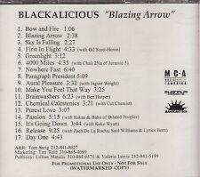 blackalicious limited edition cd