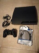 Playstation 3 Ps3 120 GB + Joypad + Hdmi Vers 4.82