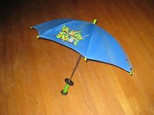 Vintage Teenage Mutant Ninja Turtles Umbrella RARE