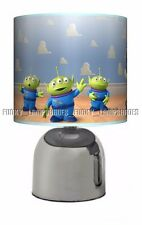TOY STORY ALIENS ☆ BEDSIDE TOUCH LAMP ☆ BOYS / GIRLS NIGHT LIGHT ☆ MATCHES  DUVET