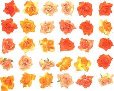 Fabric Rose Dekorose Kunststoffrose Plastikrose Flower Dried