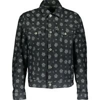 LOVE MOSCHINO Blue Denim Mens Jacket - Size M