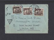 Decimal Used Postal History European Stamps