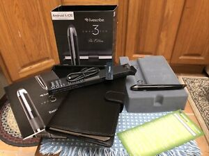 Livescribe 3 smartpen Black Edition APX-00017