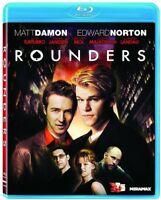 Rounders [New Blu-ray] Ac-3/Dolby Digital, Dolby, Digital Theater System, Subt
