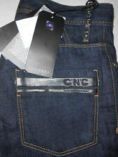 NEW CNC Costume National blue slim jeans W28 RRP £229