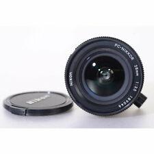 Nikon PC 3,5/28 Shiftobjektiv - Nikon Nikkor PC 28mm 1:3.5 Shift Lens