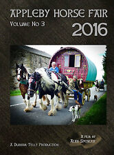 Appleby Horse Fair 2016 - DOUBLE DVD 175 Minutes - Durham Telly