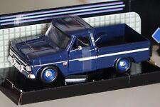 Chevrolet C 10 Fleetdide Pickup 1966 dunkel blau 1:24 Motormax 73355 neu & OVP