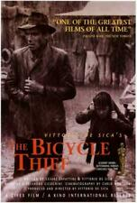 The Bicycle Thief 50Th Anniversary Movie Poster Rolled 1999 Fernando Rey Thieves