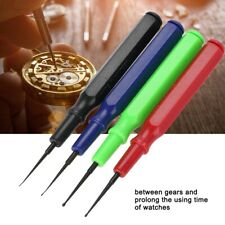 Lubricant Precision Oil Pin Pen Needle Lubricator Watch Clock Repair Tool Kits
