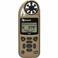 Kestrel 5500 Weather & Environmental Meter - Dealer - Desert Tan - Pn# 0855Tan
