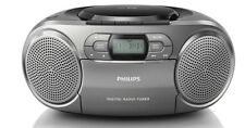 Philips AZB600 Radio-Tuner /Kassettendeck /CD-Player  Tragbare Stereoanlage