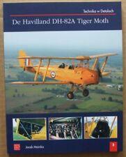 De Havilland DH-82A TIGER MOTH in detail - J. Mainka