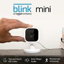 Amazon Blink mini 1080p Detección de movimiento Visión nocturna