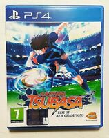 CAPTAIN TSUBASA PS4 RISE OF NEW CHAMPIONS GIOCO PLAY STATION 4 OFFICIAL PRODUCT