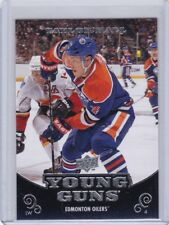 TAYLOR HALL 2010-11 10-11 UPPER DECK 1 YOUNG GUNS RC SP #219 OILERS DEVILS