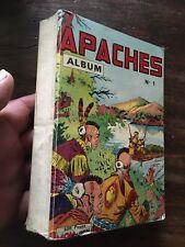 ALBUM APACHES N°1