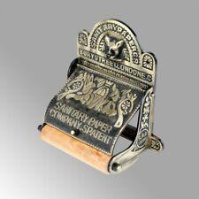 Brass Toilet Paper Tissue Holder Antique Brass