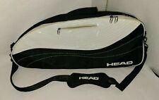 Head Flexpoint Multi Racquet Tennis Bag - Shoulder Cct Black And White