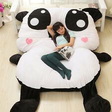 2019 Huge Giant Panda Bed Carpet Tatami Mattress Sofa Bed Cushion on the Floor