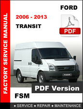 FORD 2006 - 2013 TRANSIT 2.2L 2.3L 2.4L ENGINE SERVICE REPAIR FACTORY MANUAL