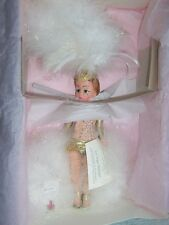 1996 Madame Alexander- Las Vegas Showgirl (White) - Convention doll
