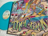 THE CRAWLS-LIE-LIMITED BLUE VINYL-HEAVY BLUES ROCK...NEU!TIP!UNPLAYED!