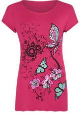 Waist Length Crew Neck Plus Size Tops & Shirts for Women