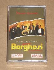 ORCHESTRA VITTORIO BORGHESI - STIAMO INSIEME- MUSICASSETTA MC SIGILLATA (SEALED)