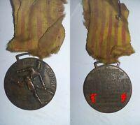 Medaglia fascista Campagne d'Africa Corpo d'Armata Eritreo