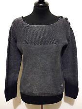 G STAR Maglione Maglia Donna Cotone Cotton Woman Sweater Knitwear Sz.S - 42