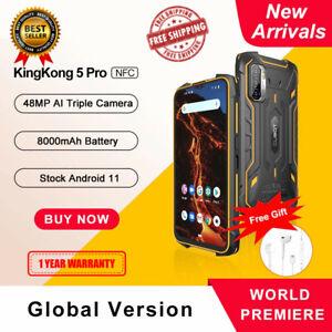 2021 KingKong  4GB+64GB & 48MP Triple Camera 8000mAh cell phone free Shipping