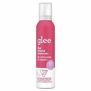 Glee, The Shave Mousse, Summer Lily 8.1 OZ.