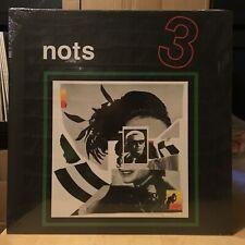 NOTS 3 LP NEW / SEALED Goner Records
