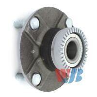 WJB WA512204 Rear Wheel Hub Bearing Assembly Interchange 512204