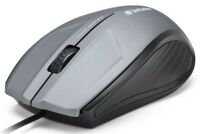 Verbatim VM3 Ergonomic Optical Mouse 1600DPI for Computer Laptop School Office