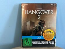 BRAND NEW Sealed BLU-RAY/DVD Steelbook - HANGOVER 2