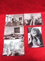 5 vecchio Pressefotos __ Jens Nowottny, Alice Nero , Elke Heidenreich __ 23x18__
