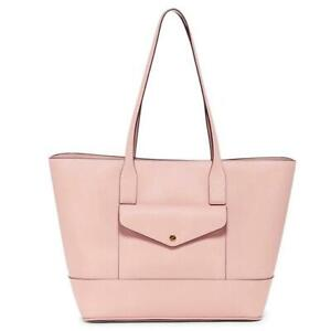 MARC JACOBS-Extra Large XL Saffiano Leather Tote Bag-CAMEO PINK-NWT-PERFECT!