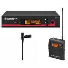 Sennheiser Ew112 Lapel Wireless System on Channel 38 (504638)