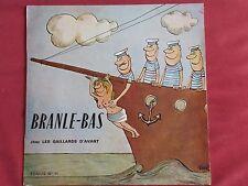 """SINE ART COVER BD BRANLE BAS DE COMBAT  25 CM 10"""" ORIG FR  TONUS 11"""