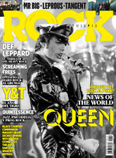 This is Rock Magazine Spain Issue 159 - September 2017 - Queen - Freddie Mercury