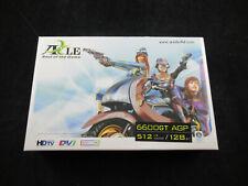 Axle GeForce 6600GT AGP 512 MB DDR2 128 bit - VGA/DVI/S-Video - Brand New