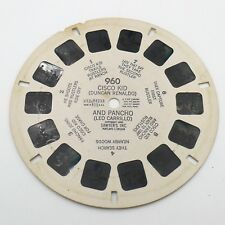 View-Master Reel # 960 Cisco Kid (Duncan Renaldo) and Pancho (Leo Carrillo)