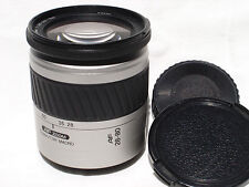 MINOLTA AF 28-80mm F/3.5-5.6 lens for MAXXUM SONY ALPHA, 62mm filter size thread