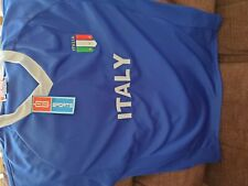 Eb Sports Italy Italia Soccer blue Jersey shirt all size fits all
